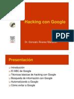 HackingconGoogle