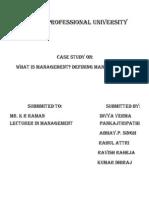 Soft Copy Management Role