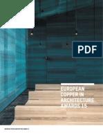 Pub 209 Copper in Architecture Awards 15