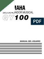 Secuenciador Yamaha QY100S