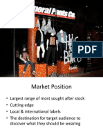 General Pants Co Digital Advertising Proposal