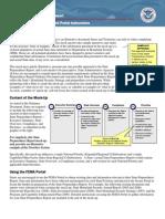 FEMA State Preparedness Report