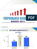 Canbank Perf Highlights