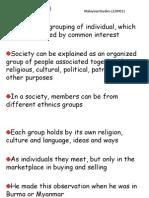 Presentation 1 - malaysian studies