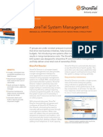 ShoreTel Director Software
