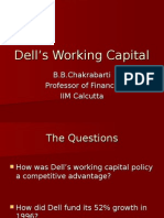 dells working capital case solution essay