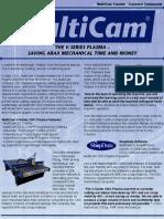 The V-Series Plasma - Saving Arax Mechanical Time and Money