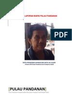 Dilema Waris Ncr Pulau Pandanan