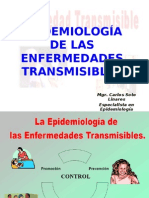 Epidemiologia de Accidentes