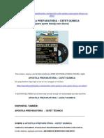 APOSTILA PREPARATORIA  - CEFET QUIMICA