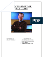 24804314 Success Story of Billgates