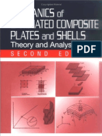 Mechanics of Laminated Composite Plates and Shells-JN Reddy