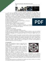 Alfonso Parra - Evaluación cámaras electrónicas