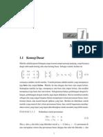 A Matriks Matrikulasi (2)