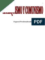 Anarquismo y Comunismo e. Preobrajemsky