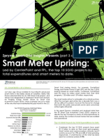 [Smart Grid Market Research] (Part 3 of 3 Part Series)