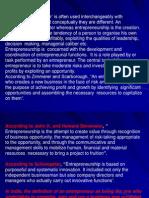 Unit 1 Entrepreneurship