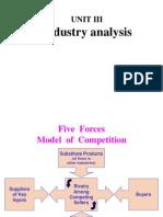 Unit3 Industry Analysis