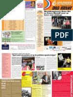 Dagkrant Amsterdam 26 Oktober 2007
