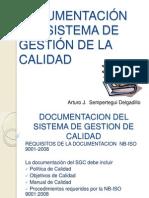 02 - Documentacion Del Sistema de Gestion de Calidad