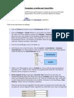 PDF Formulare Erstellen Kostenlos