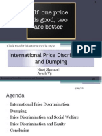 International Price Discrimination and Dumping_v2