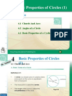 Chapter 4 Basic Properties of Circles (1)