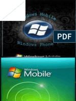 Windows Mobile(1)