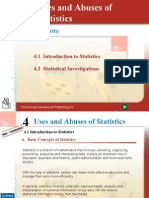 Chapter 17 Uses and Abuses of Statistics