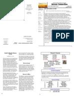Oct Newsletter 2011