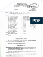 Cebu City Ord No 2250