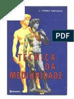 Tecnicas de Mediunidade Carlos Torres Pastorino