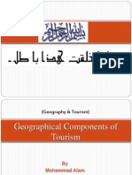 What is Tourism Geography