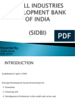 Ram Finance SIDBI