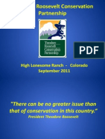 Fighting for Conservation Funding in America