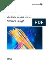Hanoi DWDM Metro Link_Design