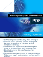 2 Achieving Strategic Fit