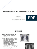 ENFERMEDADES PROFESIONALES diapositivas