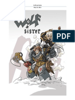 warhammer 40k Wolf and the Sister
