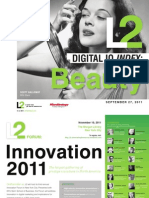 L2 Beauty Digital IQ 2011
