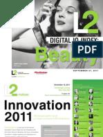L2 Beauty Digital IQ 2011