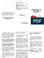 Folder de Presbifonia