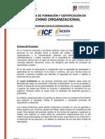 Formacion y Certificacion en Coaching Organizacional