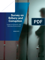 Bribery Survey Report Final
