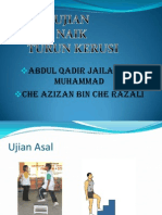 Presentation Ujian Naik Turun Kerusi