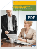 Licensing SAP Products a Guide for Buyers (2)