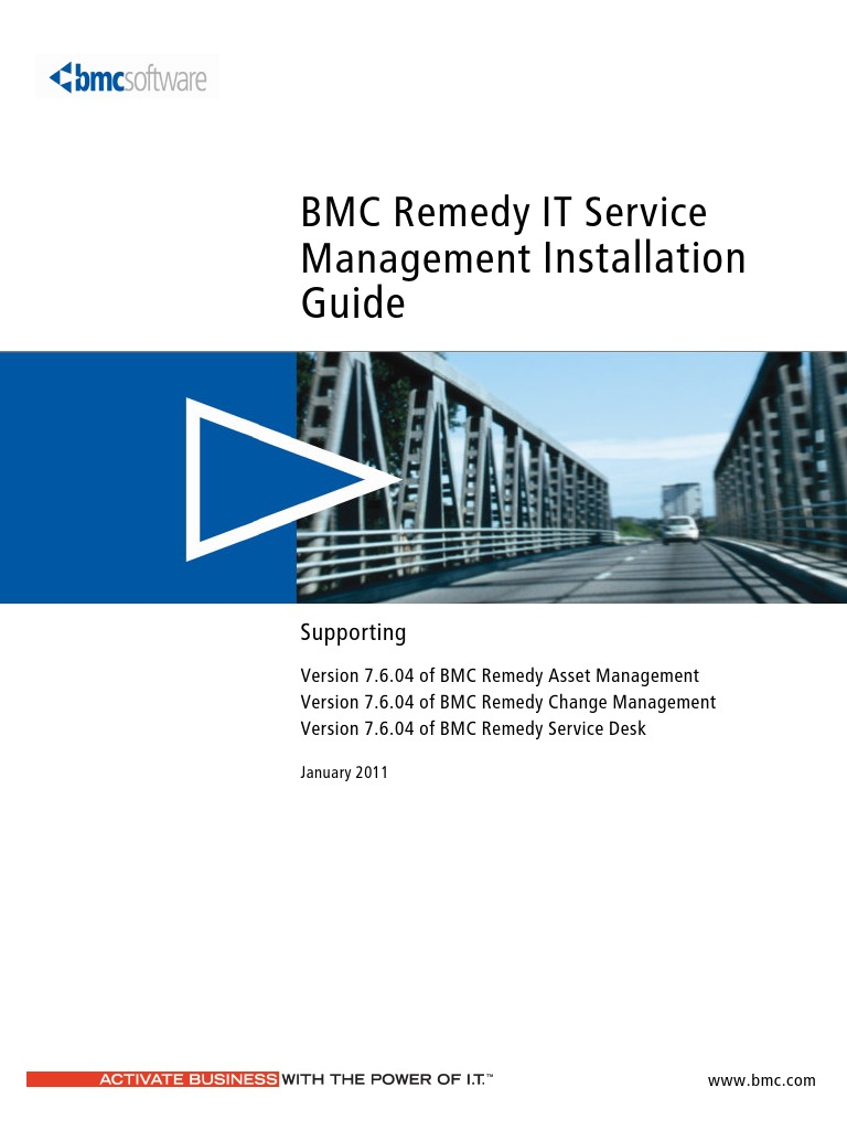 Bmc remedy change management 7. 0 users guide   itil   information.