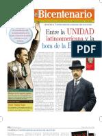 Entre la UNIDAD latinoamericana y la hora de la ESPADA por Patricia Funes