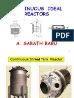 4.Ideal Reactors