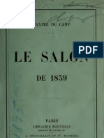 Salon 1859-Du Camp
